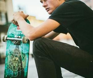 2016, black, and skateboard image