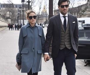 olivia palermo, couple, and fashion image