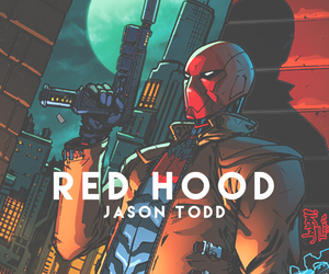 red hood and jason todd image
