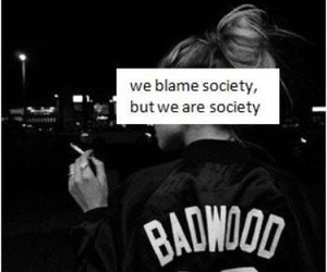 society, grunge, and quotes image