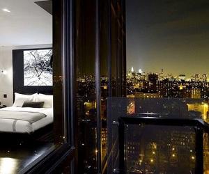 city, luxury, and night image