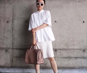 fashion, sunglasses, and white image