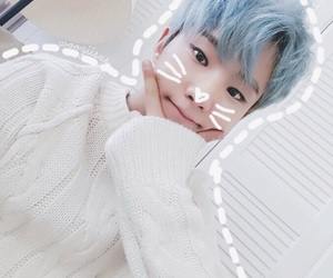 Seventeen, hoshi, and kpop image