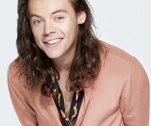 smile, harry, and styles image