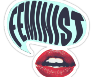 feminist, wallpaper, and feminism image