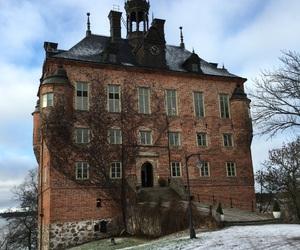 beautiful, castle, and creepy image