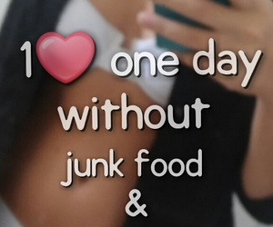 diet, health, and junk food image