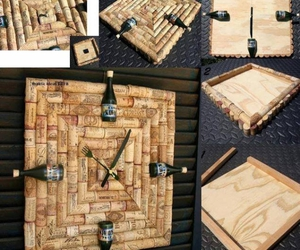 wine corks, cork stopper, and corks upcycled image