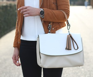 accessories, bag, and blogger image