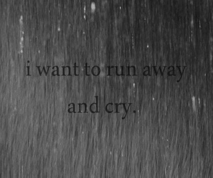 cry, go, and i want image