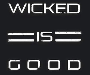 the maze runner, wicked, and wicked is good image