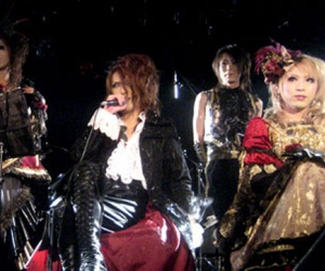 baroque, jasmine you, and visual kei image