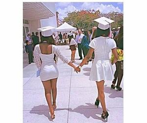 goals, graduation, and best friends image