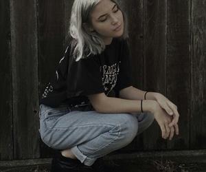 tumblr, girl, and grunge image