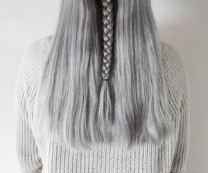 fashion, hair, and cute image