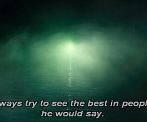 green light and the great gatsby image