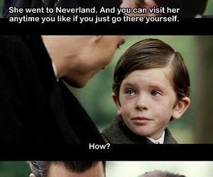 neverland and freddie highmore image