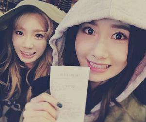 yoona, snsd, and taeyeon image