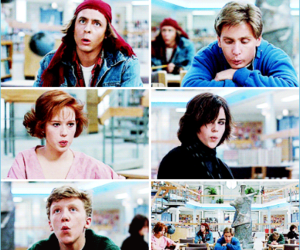 80s, ally sheedy, and Anthony Michael Hall image