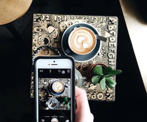 coffee, photography, and photo image