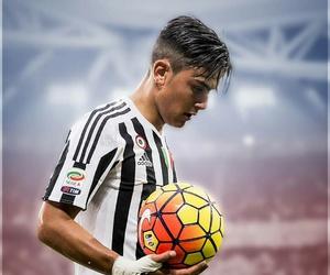 football, Juventus, and dybala image