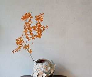 scenery and ikebana image