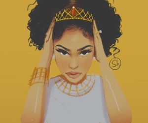 Queen, art, and illustration image