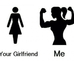fitness and girlfriend image