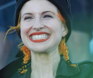 hayley williams, paramore, and smile image