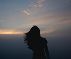 sky, photography, and tumblr image