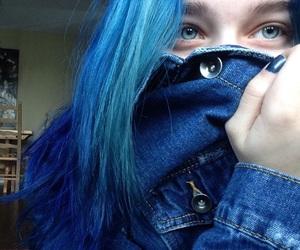 alternative, blue, and blue eyes image