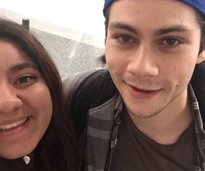 dylan o'brien, airport, and canada image
