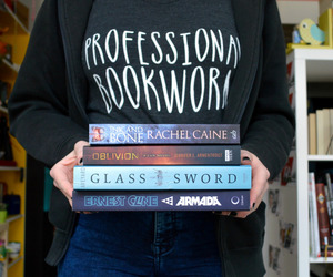 book, bookworm, and nerd image