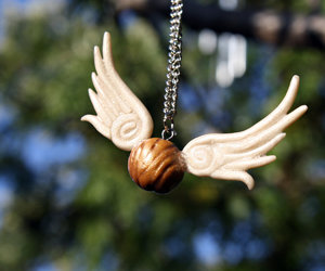 golden snitch, harry potter, and awesome image