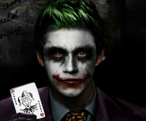 the joker, niall horan, and one direction image