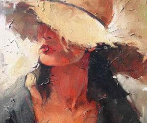 woman and andre kohn image