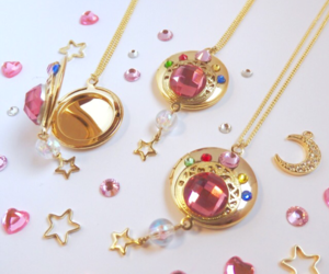 gold, star, and jewelry image