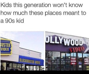 90s, babies, and blockbuster image