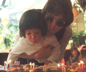 family, sean lennon, and love image