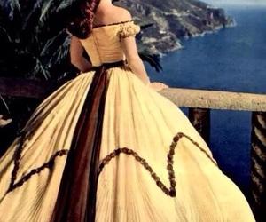 sissi, Romy Schneider, and dress image