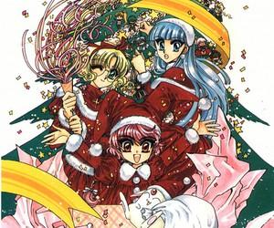 anime, christmas, and magic knight rayearth image