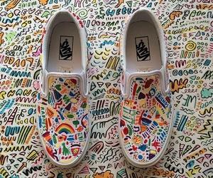 vans and art image