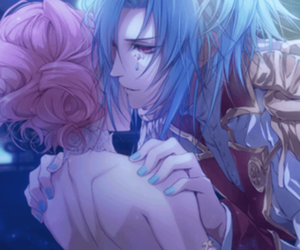 anime, boy, and otome game image