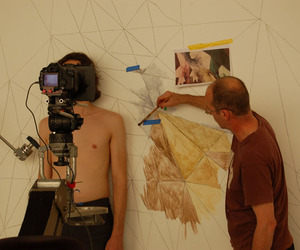 gotye and behind the scenes image