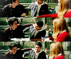 teen wolf, lydia martin, and scott mccall image