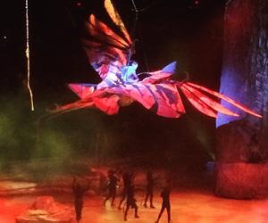 avatar, cirque du soleil, and pandora image