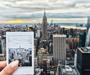 buildings, empire state, and high image