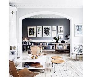 art, furniture, and interior image