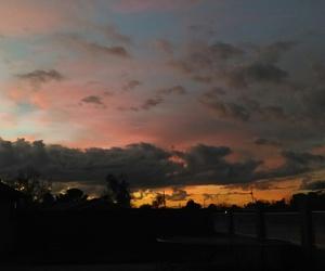 arizona, beautiful, and backyard image
