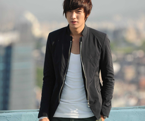 lee min ho and city hunter image